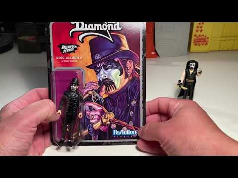 Unpunched! Super7 ReAction Figure Anthrax Among The Living Preacher IN STOCK