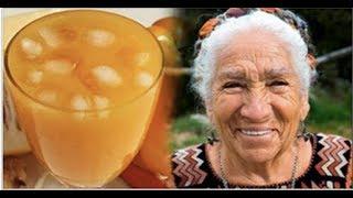Abuela de 81 años afirma haber recuperado su visión totalmente con este remedio hecho en casa