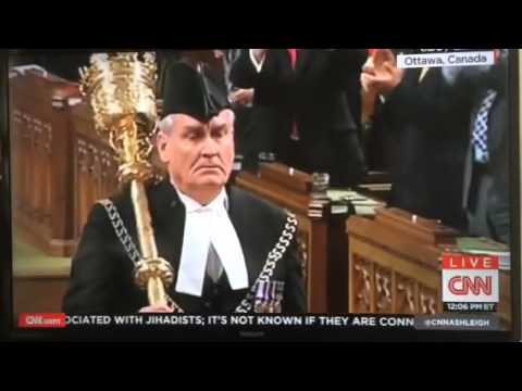 CNN Emotional Coverage Of Kevin Vickers The Hero Who Killed The Ottawa Gunmen