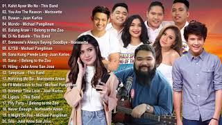 New OPM Love Songs 2019 - New Tagalog Songs 2019 Playlist - This Band, Juan Karlos, Moira ...