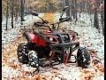 Daymak Ultra Beast ATV  AWD
