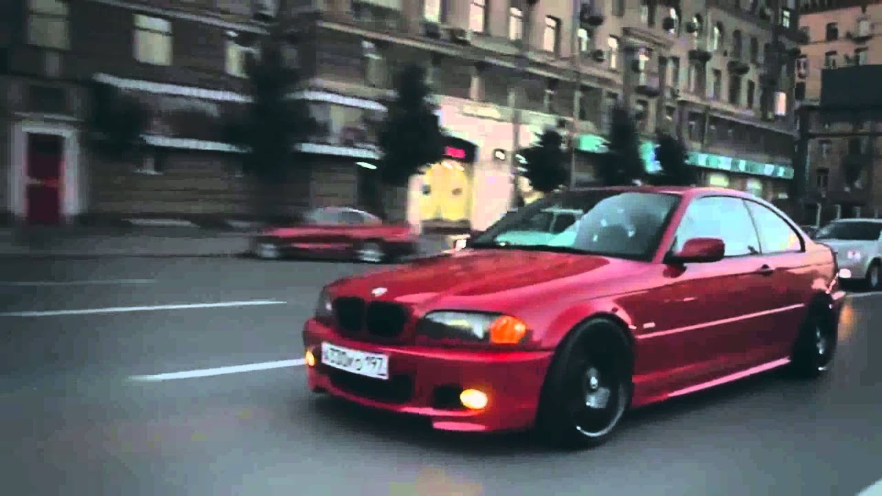 Bmw E46 330ci Rojo Imola Youtube
