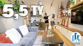 Tiện Ích  CHUẨN SINGAPORE  tại Feliz En Vista Quận 2 | Căn Hộ Trị Giá 5,5 TỶ rộng 85m2 - NhaF [4K]