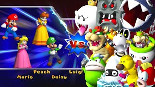 Mario Party 9 HD - Boss Rush (Master Difficulty)