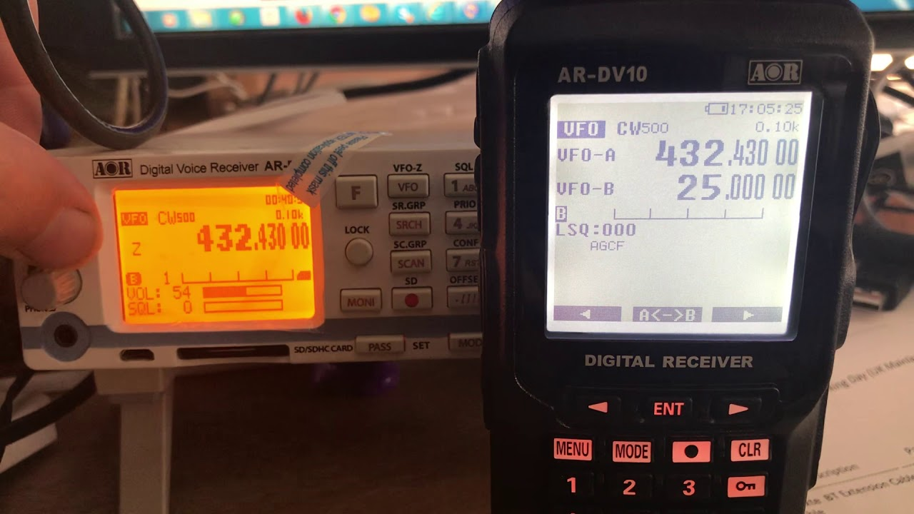 AOR Receiver Information | Reviews & Information on AOR Receivers