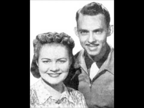 Daisy Mae And Old Brother Charlie - Sparkling Brown Eyes (c.1949).