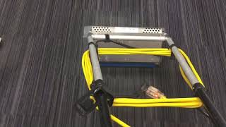 Premium cleaning| Commercial carpet cleaning| CRB agitation|