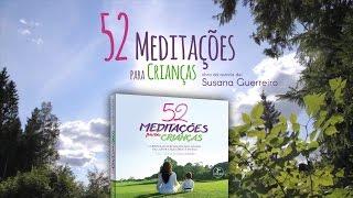 capa de 52 Meditações para Crianças de Susana Guerreiro