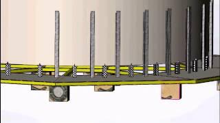 Установка вспомогательных балок(, 2014-05-25T17:07:23.000Z)