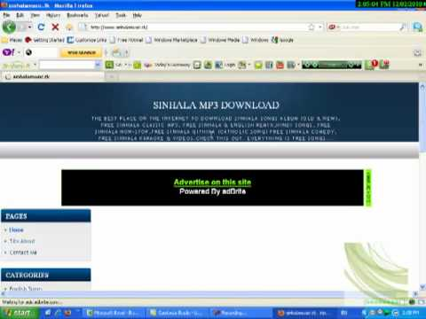 How To Download Songs or link.mp4 - YouTube