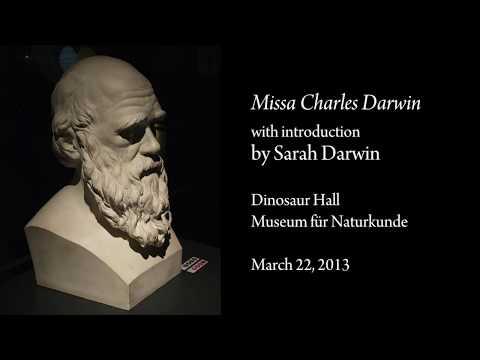 Missa Charles Darwin @ Museum für Naturkunde, Berlin