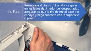 enMotion® Despachador -- Reemplazo de Chassis Thumbnail