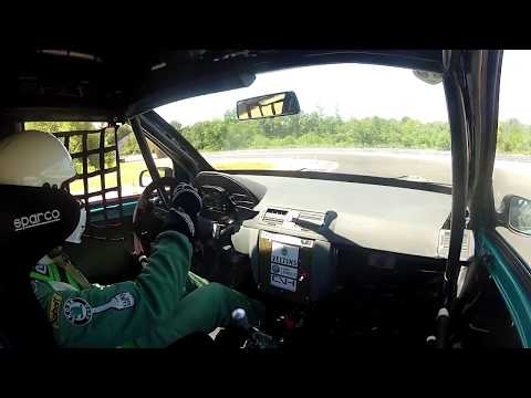 CERKLJE OB KRKI - GAJ - 2nd practice Skoda Fabia 1.4 16v gr. A - Yokohama slick- fastest laps