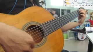 Romance Guitar Classic ( Anon ) - play by TRẦN THANH ĐIỀN