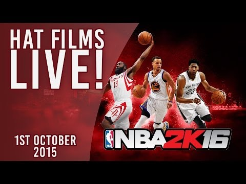 NBA 2K16 vs. NHL 16 [Live Archive 1st Oct 2015]