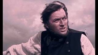 Moby Dick (1956): Gregory Peck's best scene