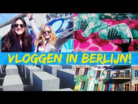 Vloggen in Berlijn