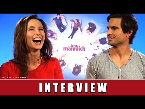 Irre sind männlich - Interview | Peri Baumeister & Tom Beck