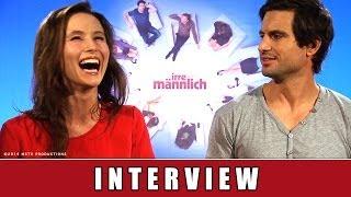 Irre sind männlich - Interview   Peri Baumeister & Tom Beck
