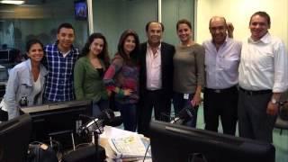 La Luciernaga De Caracol Radio, Justo de La Calle & Jose Reinel Soto, chico ! (2)