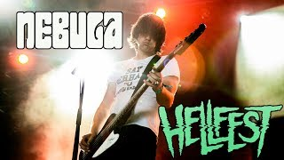 "NEBULA - ""Out of Your Head"" - Live @ Hellfest 2018 [Desert-Rock.com]avi"