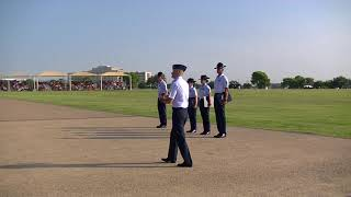 Air Force Basic Military Training Parade 1 Sep 2017