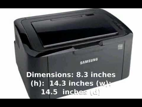 Samsung ML-1665 - Full Specs, Features