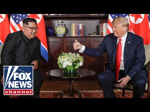 Gutfeld: Trump pitches 'America' to North Korea