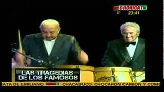 TRAGEDIA DE FAMOSOS -CRONICA TV - domingo cura   (109 PARTE)