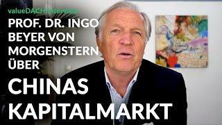 Ist es sicher in China zu investieren? Prof. Dr. Ingo Beyer von Morgenstern (Qilin) antwortet