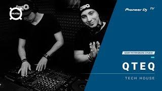 QTEQ /tech house/ @ Pioneer DJ TV | Saint-Petersburg