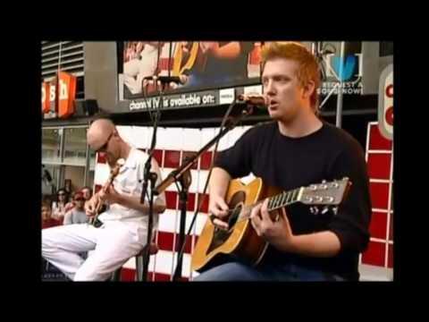 QotSA - Acoustic Live Fox Studios, Sydney, Australia 2003