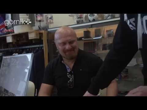"""Stanisław Oślizło i Jacek Wiśniewski promują album """"Dzieje Legendy"""""""