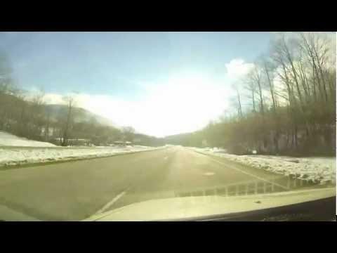 Teeccino-Mobile Time Lapse Through Virginia!