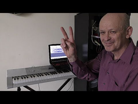 How to Record Live Digital Piano Keyboard Play