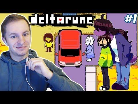 НОВАЯ ИГРА ПРО ГЕРОЕВ АНДЕРТЕЙЛ | Deltarune #1