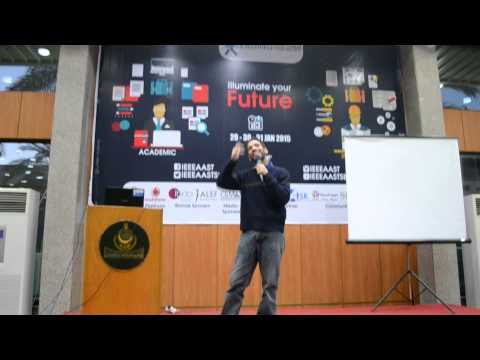 Stand-Up Monologue | Arab Academy Part1