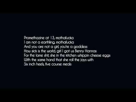 Machine Gun Kelly - Baddest (Lyrics)