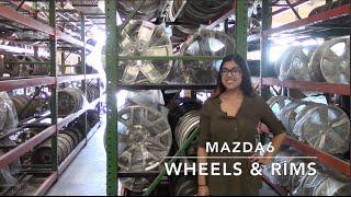 Factory Original Mazda6 Wheels & Mazda6 Rims – OriginalWheels.com