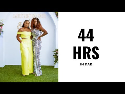 LESS THAN 48 HRS IN DAR | Nelly Mwangi