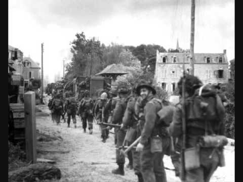 The Invasion of Normandyjuno beach  YouTube