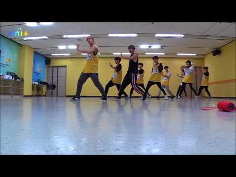 B.I.G Gunmin - THE UNIT My Turn Practice + Behind (Unit B Yellow Team)