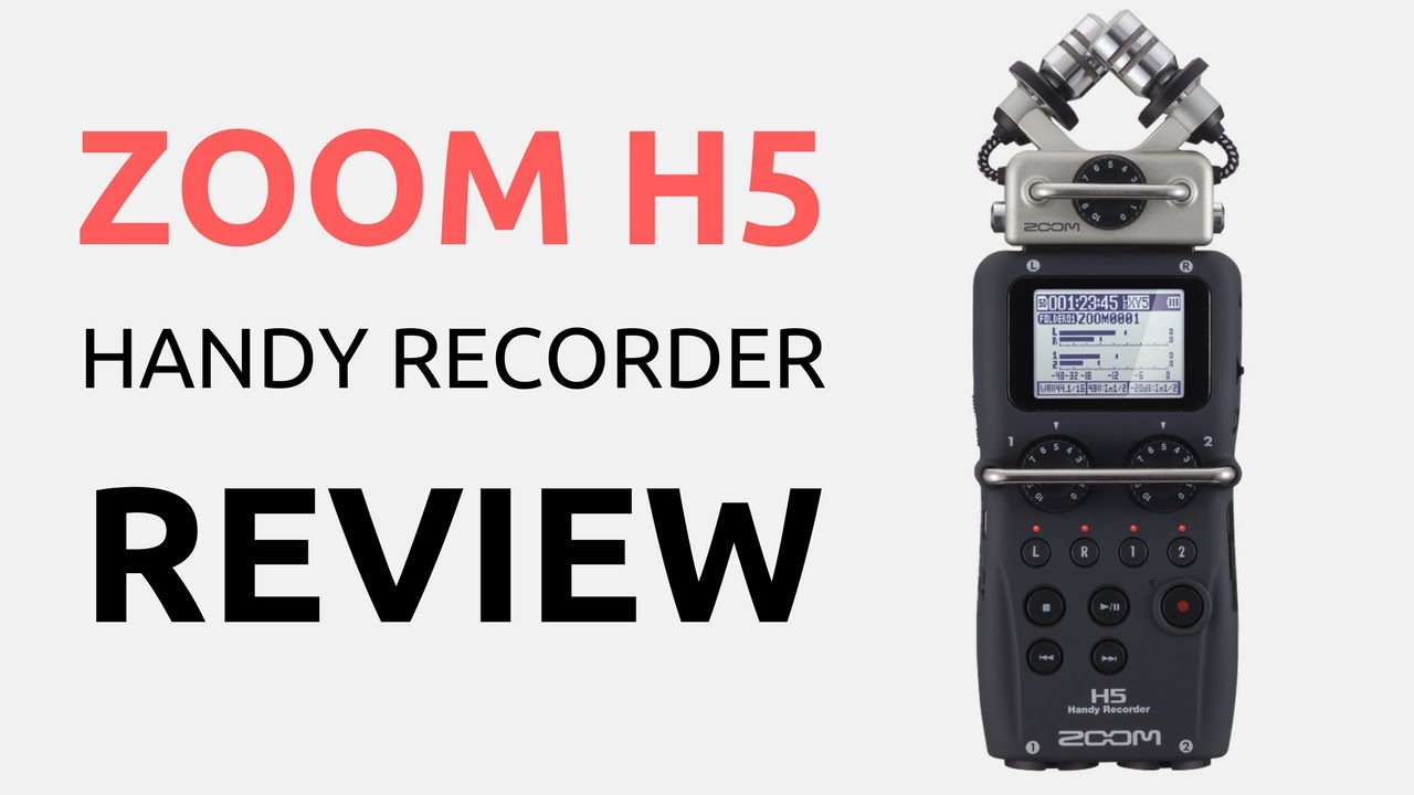 Zoom H5 Review: Is It Still A Good Purchase in 2018?