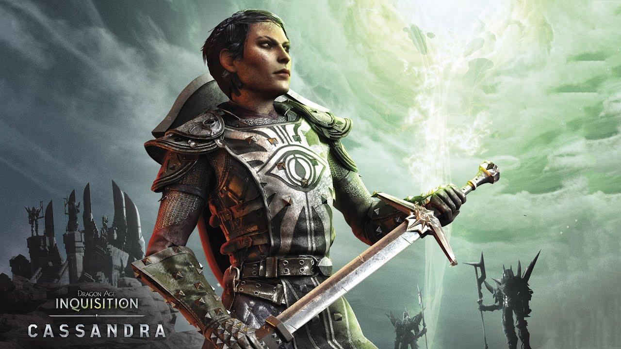 Cassandra's Companion Quest