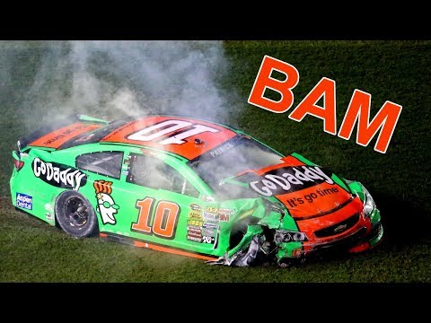 If you've ever questioned Danica Patrick's racing ability, watch this