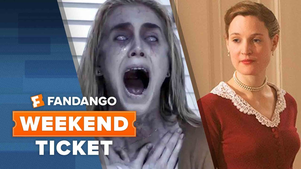 Download Now In Theaters: Insidious: The Last Key, Phantom Thread, Molly's Game   Weekend Ticket