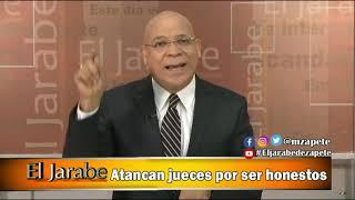 Atancan jueces por ser honestos. El Jarabe Seg-3 24-02-20