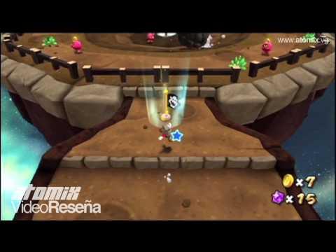 Video Reseña: Super Mario Galaxy 2