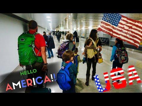 Serbia to America (Travel) | Vlog
