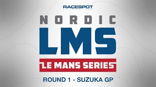 Nordic Le Mans Series | Round 1 at Suzuka